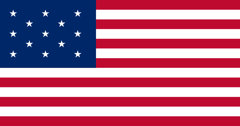 Early-US-Flag