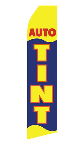 Auto Tint Swooper Flag