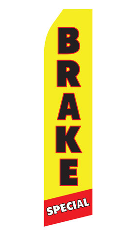 Brake Special Swooper Flag
