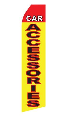 Car Accessories Swooper Flag