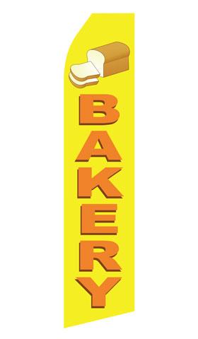 Bakery Swooper Flag