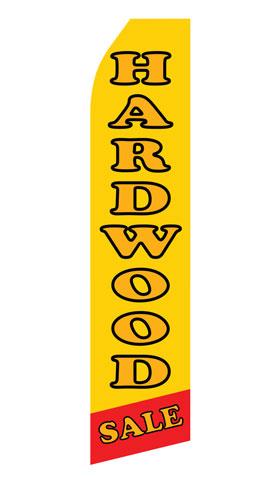 Hardwood Sale Swooper Flag