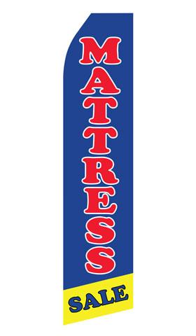 Mattress Sale Swooper Flag
