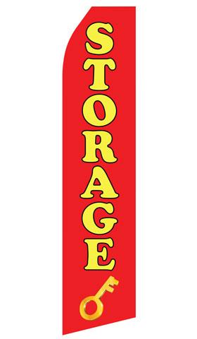 Storage Swooper Flag