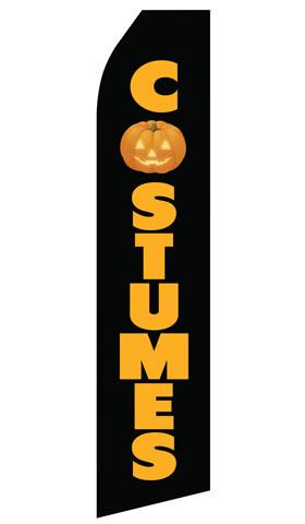 Halloween Costumes Swooper Flag