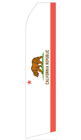 California Republic Swooper Flag