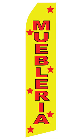Muebleria Swooper Flag