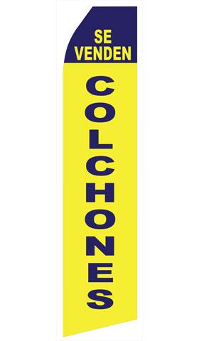 Se Venden Colchones Swooper Flag