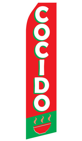 Concido Swooper Flag