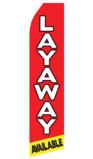 Layaway Swooper Flag