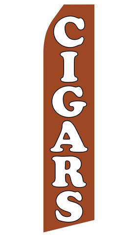 Cigars Swooper Flag