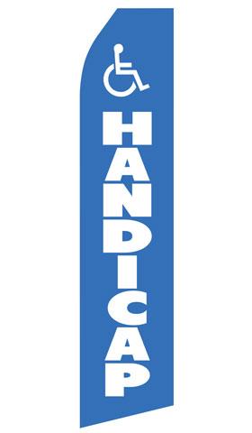 Handicap Swooper Flag