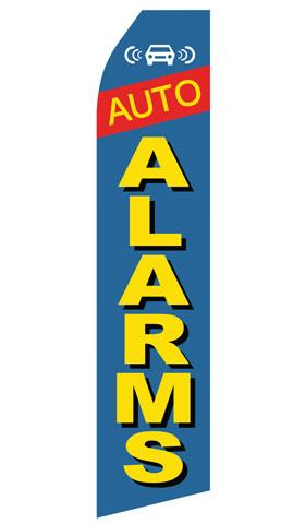 Auto Alarms Swooper Flag