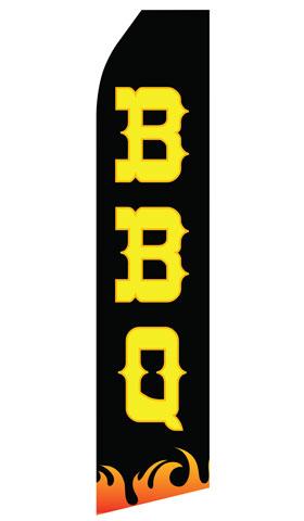 BBQ Swooper Flag