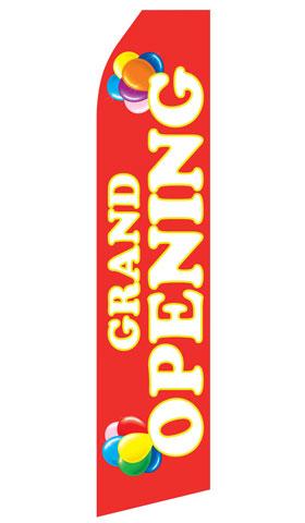 Grand Opening Swooper Flag