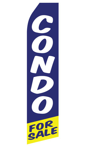 Condo For Sale Swooper Flag
